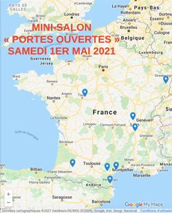 Mini-salon Portes Ouvertes avec 8 Vigneron(ne)s