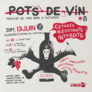 POTS DE VIN # 8