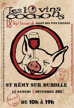 Les 10 vins cochons