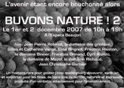 Buvons nature ! 2