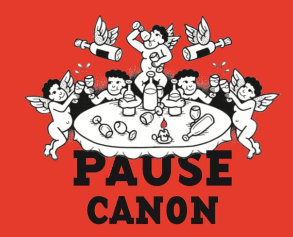 LE PAUSE CANON ROUGE 2020