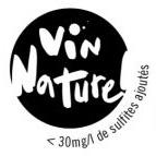 Vin Méthode Nature SO2 < 30 mg/l