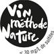 Vin Méthode Nature <30mg/L